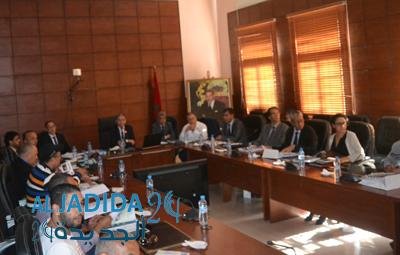 جامعة شعيب الدكالي تنظم لقاءا  تواصلي مع الصحافة