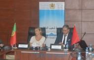 بالفيديو والصور توقيع اتفاقية اطار بين جامعة شعيب الدكالي وجامعة ايفورا البرتغالية