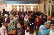 الكشفية الحسنية المغربية ترعى تلاميذ داخلية إعدادية حمان الفطواكي