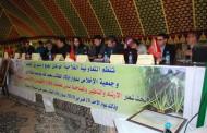 بالصور لقاء تواصلي مع الفلاحين بدوار اوالد الطالب سعيد جماعة كريديد إقليم سيدي بنور