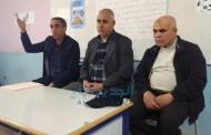 مدير المستشفى الإقليمي بسيدي بنور يلقي عرضا بثانوية حمان الفطواكي الإعدادية