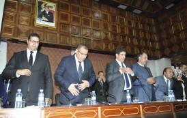 جهة الدار البيضاء-سطات تعقد أشغال دورتها العادية لشهر يوليوز 2018