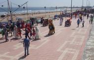 بالفيديو كارنافال الشاطئ من تنظيم  المكتب الشريف للفسفاط بالجرف الاصفر