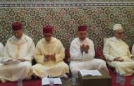 بالصور ممثل الحاجب الملكي يشرف على افتتاح موسم مولاي عبد الله