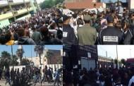 بالفيديو احتجاجات امس في بن خلدون التي أدت الى اعتقال العديد من العناصر المندسة وسط التلاميذ