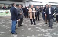 الجمعيات المهنية للتعليم في وقفة احتجاجية أمام المديرية الإقليمية تهدد بالتصعيد