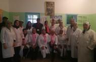 حملة طبية في اولاد حسين للكشف المبكر لسرطان الثدي و عنق الرحم، الكشف عن داء السكري و فقدان المناعة المكتسبة السيدا
