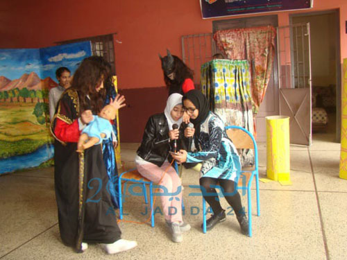 قافلة اكتشاف المواهب من داخل المؤسسات التعليمية من طرف مؤسسة التفتح الفني والأدب تنطلق اليوم من إعدادية لالا مريم
