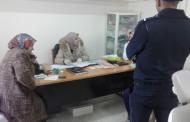 حملة طبية خاصة بنزلاء و نزيلات سجن سيدي موسى