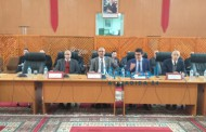 انعقاد اجتماع اللجنة التقنية حول قطاع التعليم تحت الرئاسة الفعلية لعامل الاقليم