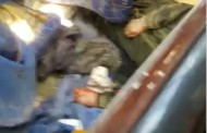... عاجل  بالفيديو قتلى وجرحى في حادثة سير خطيرة بمدخل الجديدة في الطريق السيار
