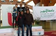 جامعة شعيب الدكالي تتالق في الملتقى الوطني الجامعي للرياضات الفردية في نسخته الرابعة