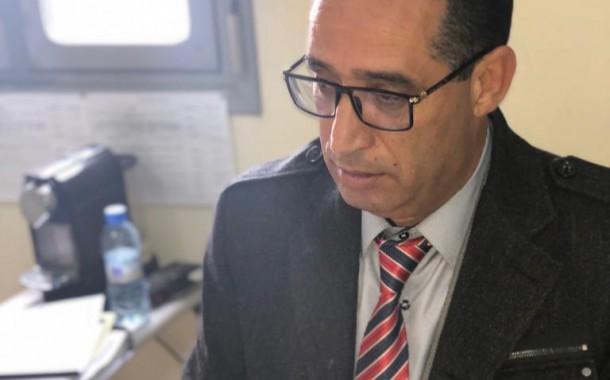 طاقم موقع ألجديدة 24 تتمنى الشفاء العاجل للسيد عبد الرحيم عشير رئيس الملحقة الادارية الرابعة
