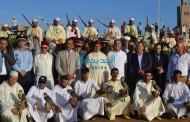 اختتام فعاليات موسم مولاي عبد الله على ايقاع الشهب الاصطناعية وتوزيع الجوائز على الفائزين في المسابقات