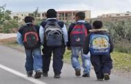 دخول مدرسي محتشم التلاميذ الوافدون من الجماعات المجاورة يعيشون المتاهة في البحث عن المؤسسة  التي تم نقلهم إليها