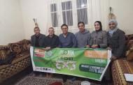 """نادي الدفاع الحسني الجديدي لتنمية كرة السلة يوقع عقد شراكة مع مؤسسة """"سيزام"""" (CESAM) الفرنسية"""