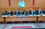 دورة استثنائية للمجلس الإقليمي تنتهي بنقاش حاد بين عامل الإقليم  والعضو السيد لحسن مقبولي