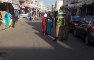 بعد ان عجز القياد السابقون رئيس الملحقة الثانية السيد عشير عبد الرحيم يحرر شارع الزرقطوني