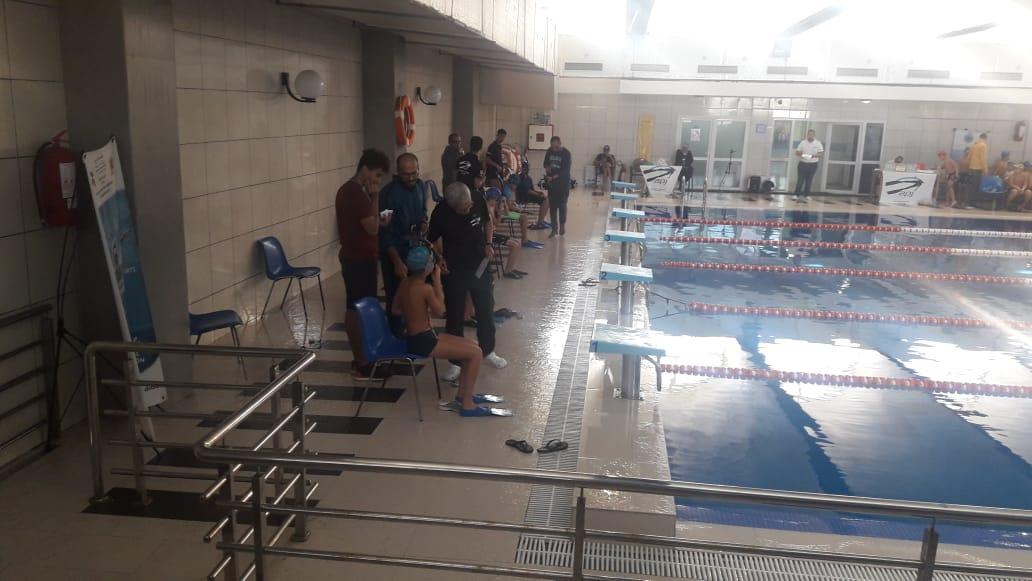 جمعية الغوص بالجديدة تنظم ليلة رياضية تحتمائية بالمسبح المغطى بالجديدة