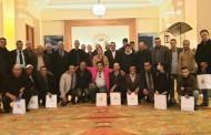 لقاء تواصلي حول اخلاقيات مهنة الصحافة من تنظيم نادي المراسيلين الصحافيين بازمور