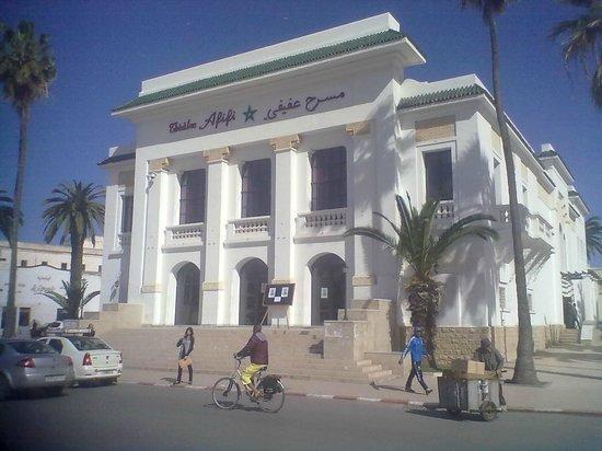 جماعة الجديدة تضع مسرح عفيفي رهن اشارة وزارة الثقافة بصيغة مسمار جحا