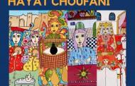 الفنانة التشكيلية حياة الشوفاني تعرض مجموعة من أعمالها بالجديدة تحت تيمة المرأة التقليدية